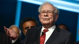 Naturkatastrophen werden Star-Investor Buffett zum Verhängnis