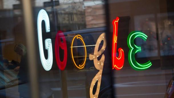 Platz und Sieg für Google