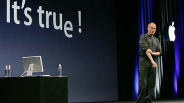 Apple vollzieht historischen Wechsel zu Intel