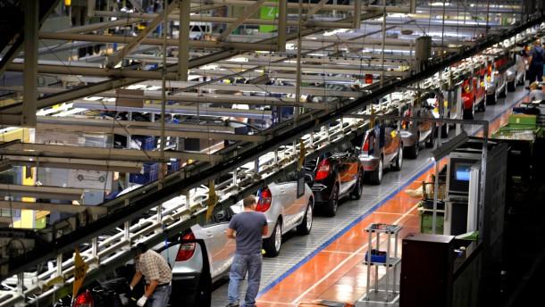 Daimler lässt Streit mit Betriebsrat eskalieren