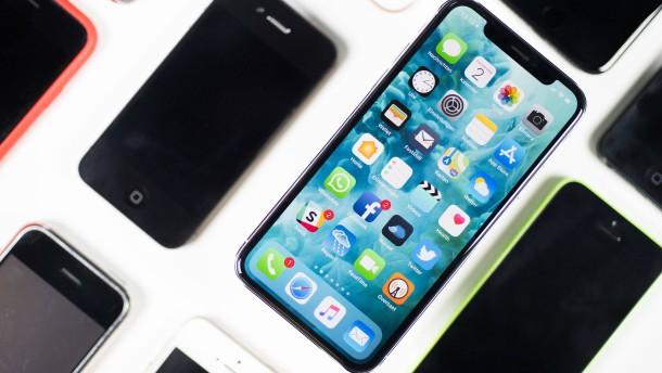 Apples Machtprobe mit Google und Facebook