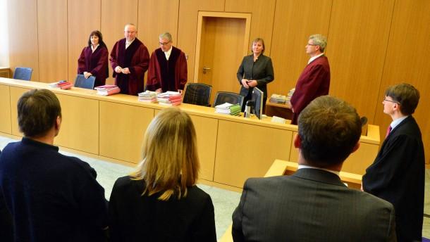 Verhandlung am Bundesarbeitsgericht
