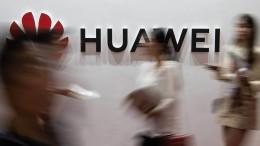 Huawei erhebt schwere Vorwürfe gegen amerikanische Regierung