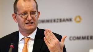 Commerzbank findet Chef in eigenen Reihen