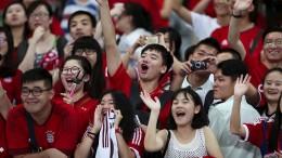 Der FC Bayern wächst mit neuen Rekorden