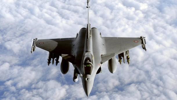 Indien bevorzugt französisches Kampfflugzeug