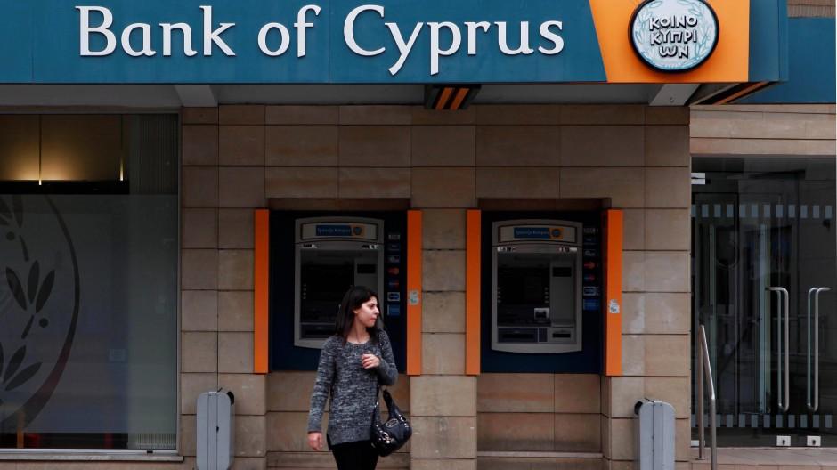 Wird überleben, aber umstrukturiert: Bank of Cyprus