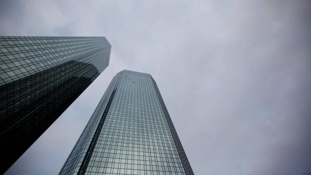 Bericht: Deutsche Bank provozierte Razzia mit Mangel an Kooperation