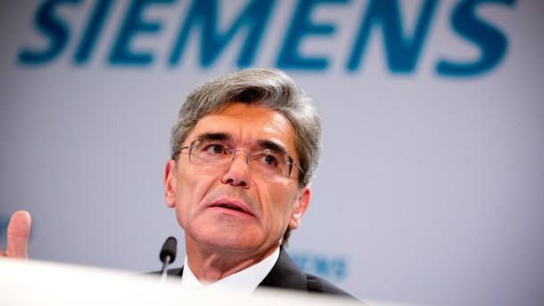 Siemens wagt ein Angebot für Alstom