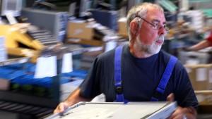 Die Crux mit der Altersarbeitslosigkeit