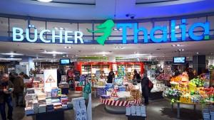 Neue Eigentümer für Buchhandelskette Thalia