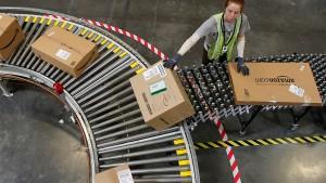 Amazon im Ausgabenrausch