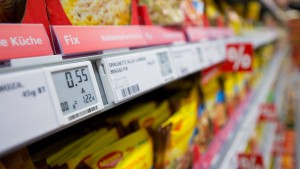 Inflation bleibt im Keller