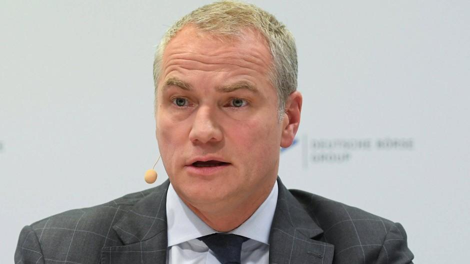 Deutsche Börse: Aufsichtsrat sucht Nachfolger für Carsten Kengeter