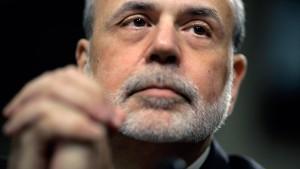 Bernankes riskanter Schubser