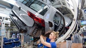 VW löst Softwareproblem beim Golf 8