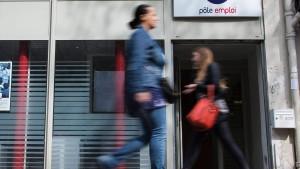 Frankreich hat höchste Arbeitslosenquote seit 1998