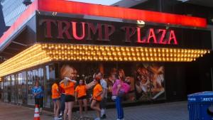 Trump sind seine alten Kasinos peinlich