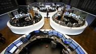 Dax klettert dank Draghi auf Dreimonatshoch