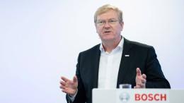 Bosch baut seine Führung komplett um