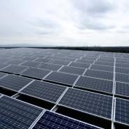Stark subventioniert: Solarparks