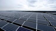 Bundesregierung verfehlt wohl Solarenergie-Ziele