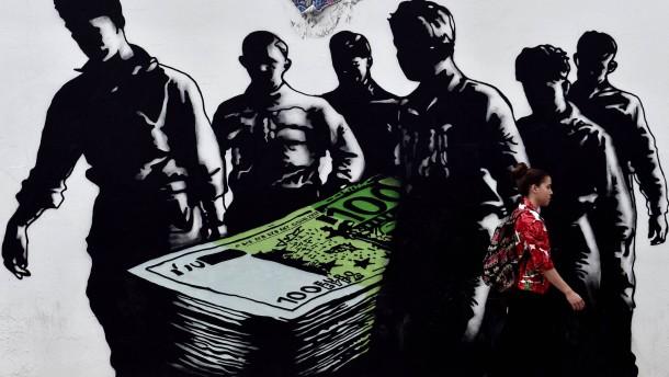 "Ökonomen warnen vor ""faulem Kompromiss"" mit Griechenland"