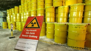 Atommüll-Endlager frühestens 2050