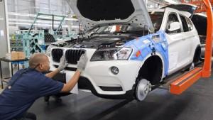 BMW stellt neuen X3 nur noch in Amerika her