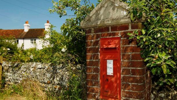 Die Royal Mail soll an die Börse