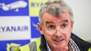 Ryanair will mehr Flughäfen in Deutschland anfliegen