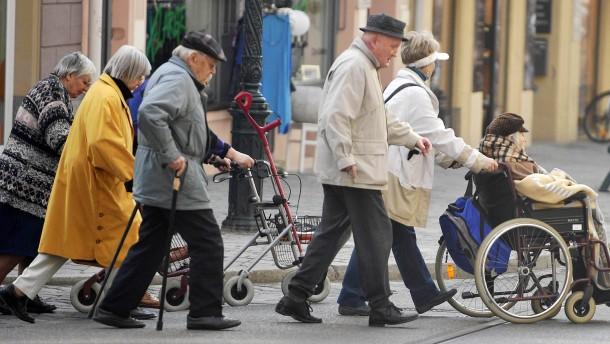 Zusätzliche Rentenerhöhung um 1,3 Prozent möglich