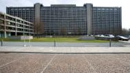 Von hier kommt der Vorschlag: Deutsche Bundesbank in Frankfurt