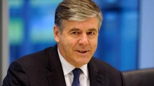 Ackermann vor dem Rücktritt bei Siemens