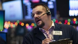 Trumps Problem mit der Börse