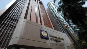 UBS im Visier der Zentralbank von Singapur