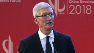"""Apple-Chef über Datensammelei: """"Das sollte nicht existieren"""""""