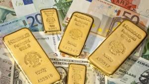Goldpreis zwischen Baissetrend und Erholungshoffnung