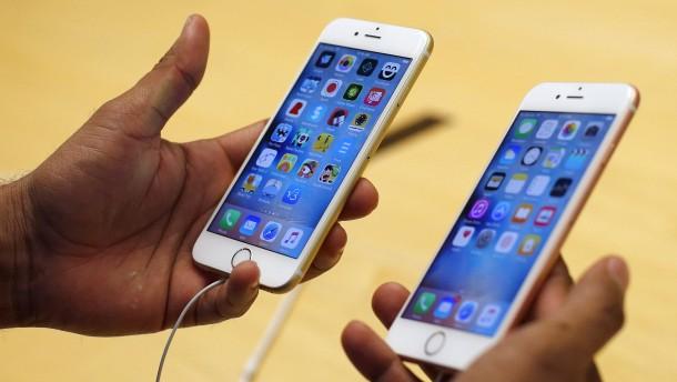 Apple-Produkte in Deutschland werden teurer