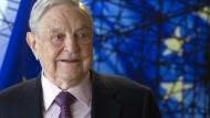 Die Wahlen in Frankreich und den Niederlanden sind für George Soros Grund zu vorsichtigem Optimismus.