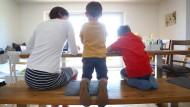 Schwer, unter einen Hut zu kriegen: Homeoffice und Homeschooling