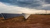 Begehrter Standort: Solarpark in der Kapregion in Südafrika