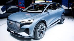Audi ruft neues Elektroauto zurück in die Werkstatt