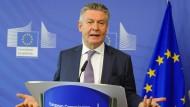 EU-Kommissar gegen Nachverhandlungen zum Freihandel mit Kanada