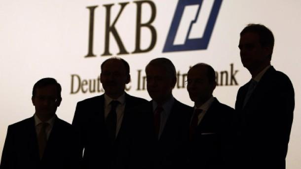 Ermittlungen wegen Insiderhandels mit IKB-Aktien