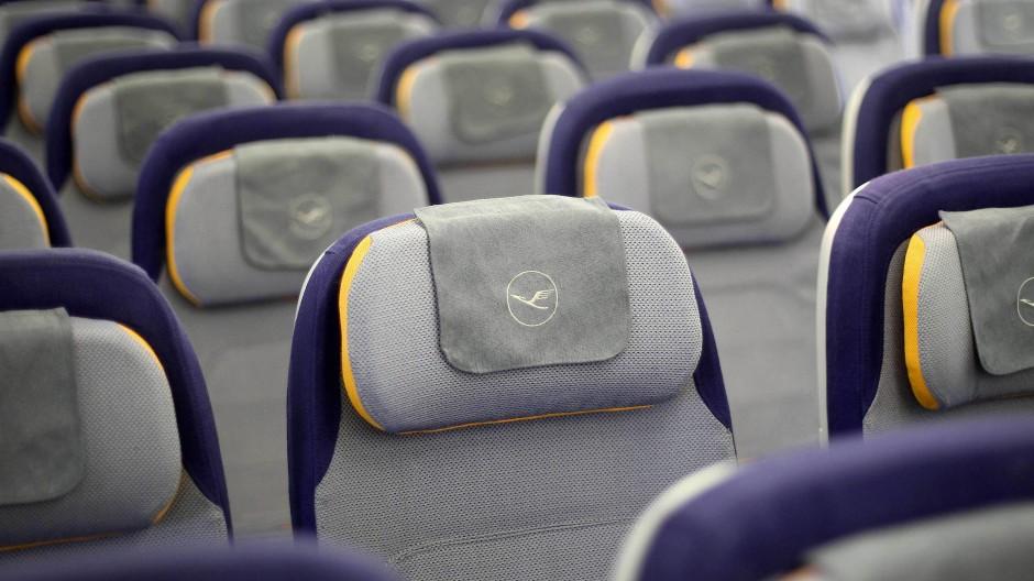 Leere Plätze: Werden an Bord dieses Airbus A430 jemals wieder Lufthansa-Passagiere sitzen?