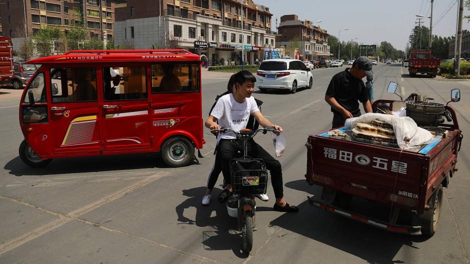 China plant mit nationalem Punktesystem die totale Überwachung
