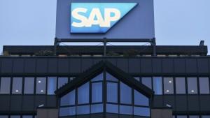 SAP steigert Betriebsgewinn