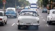 Die Auto-Revolution auf Kuba lässt auf sich warten