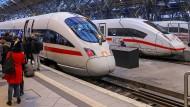 Wie viel Geld braucht die Bahn, um pünktlicher zu kommen?
